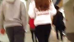 tight teen cherrleader ass