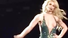 Britney Spears  Slip Live Piece Of Me Concert