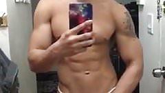 striper  morboseando en el espejo