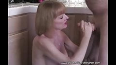 Handjob From Horny Amateur GILF