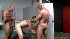 Sean Duran Gives Bored Couple Glory Hole Surprise!