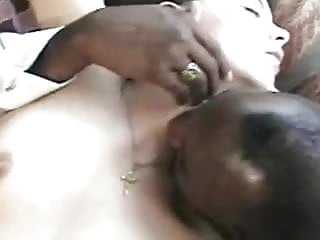Young wife's first BBC experience