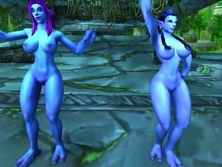 Preview 3 of Warcraft Troll Girls
