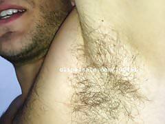 Male Armpits - Chris Armpits Part23 Video1