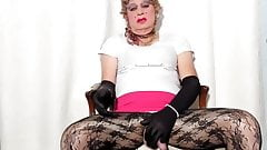 sexyputa in pantyhose