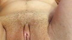 Explicite Masturbation