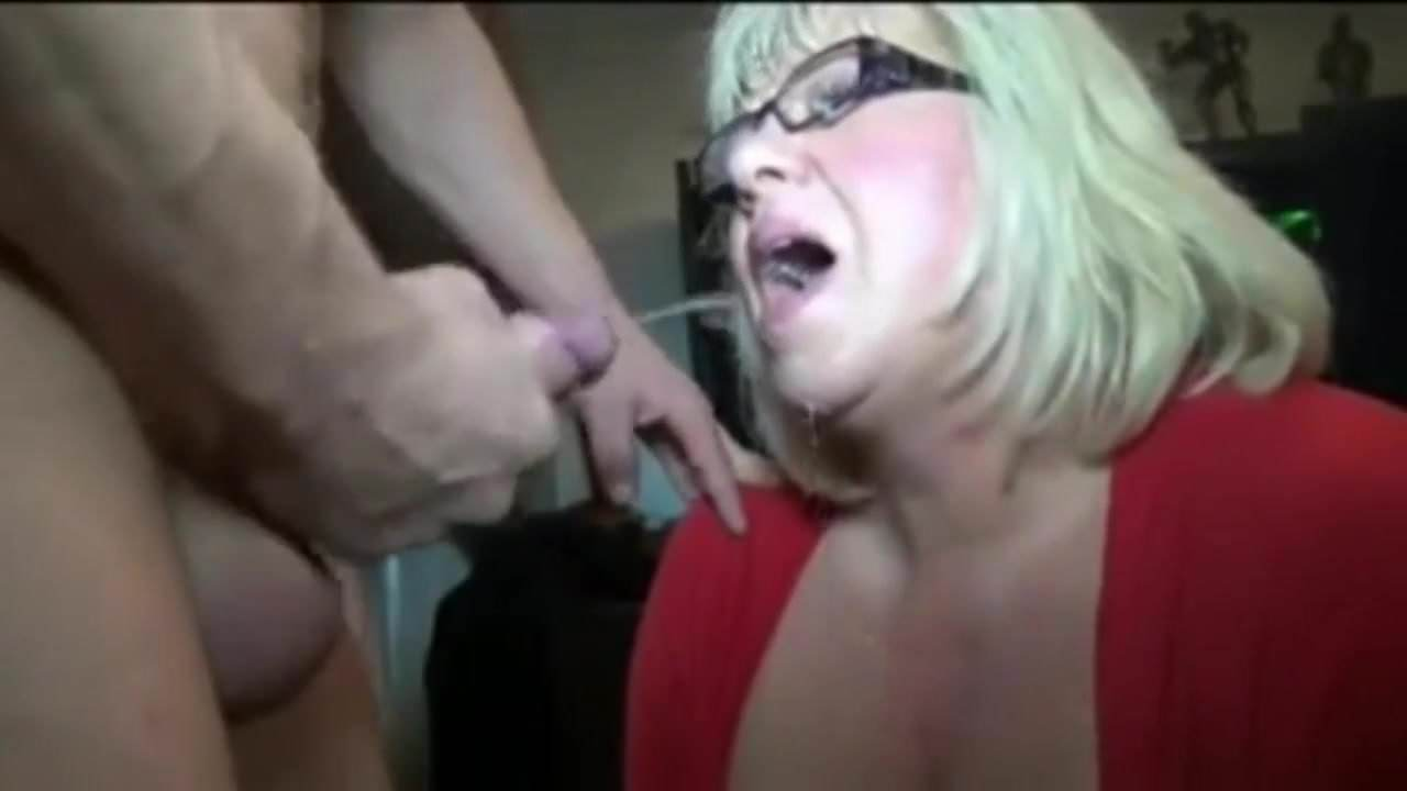 Mature Amateur Wife Cum
