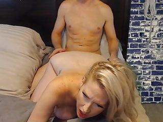 He fucks her doggystyle