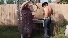 Fucking The BBW Farm Fatties