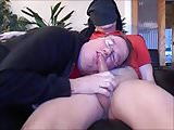 I suck a swedish cock to cum, at home