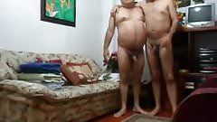 Sexy two old men
