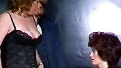 kinky redhead spit on slave