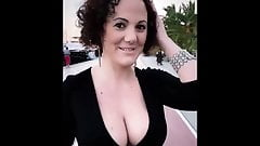 Cleavage Season #262 - Massive tits MILF busty mature