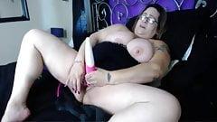 Tammy Cums On Webcam