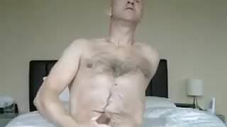 Lonely British Daddy Cam 02 no sound