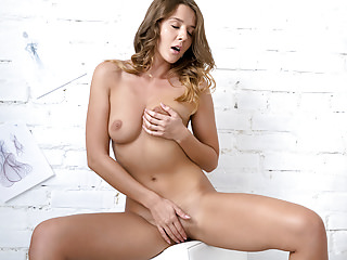 Slovenian Babe Sybil A