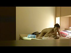 Asian Cinese 69 and oral creampie HD 2017