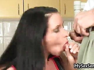 Lisa Sparkle fucking and sucking