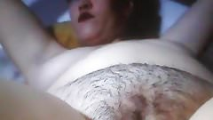 Big chubby hairy cunt for licking and fucked