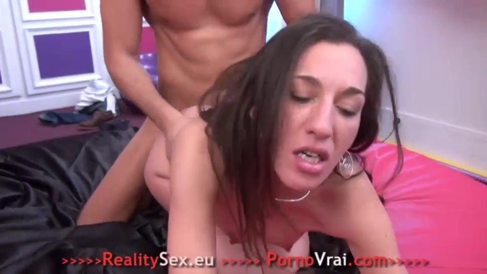 Beurette arab anal sodomie Gang Bang