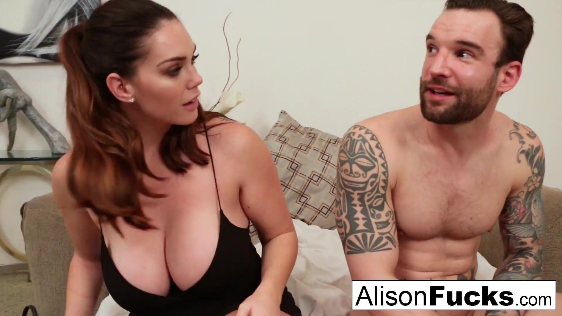 Alison Tyler My Wifes Hot Friend busty alison tyler meets her catfish then fucks his roomate