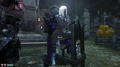 TES4 Oblivion My Own 3D Hentai Build Gameplay Bravil Orc Elf