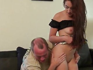 dad fucks not his step daughter