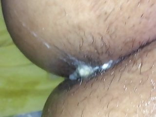 My Wife Painful Anal Creampie