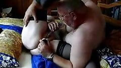 Old grannny still loves sex ! Amateur