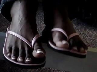 WLF25 Amazon Ebony Frnch Tipped Toes..Local Library 1