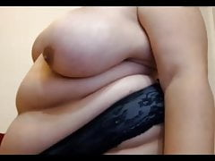 bbw blonde big tits