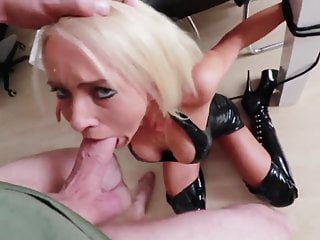 let s play tie the german slut down