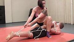 Bondage Wrestling's Thumb