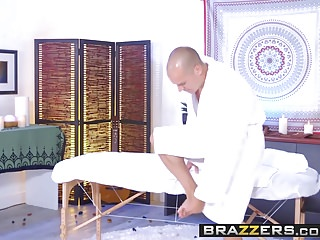 Preview 2 of Brazzers - Dirty Masseur - The Cock Healer scene starring Ol