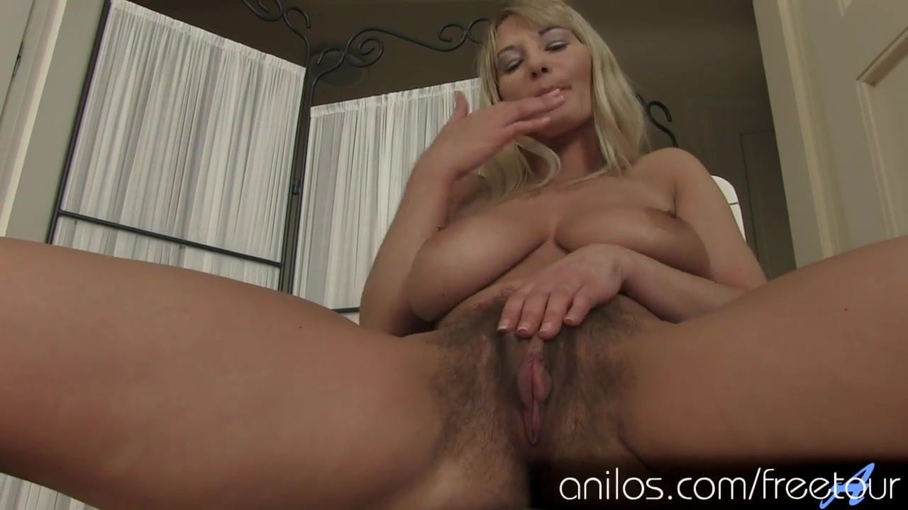 Hairy milf vanessa sweets think, that