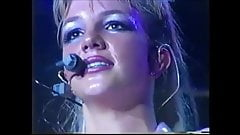 Britney Spears Hot Teen On Stage