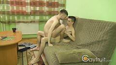 GayFruit- Horny Ataman with Danny