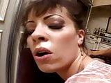 Vanessa Lane fucked on her ass