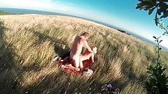 Porn in the field