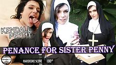 Groobyvr: Buße für Schwester Penny