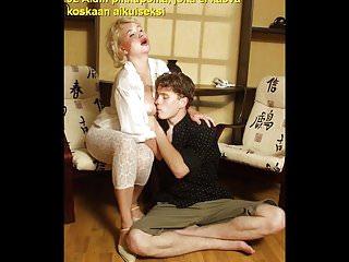 Slideshow with Finnish Captions: Mom Margaret 6