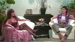 Tami White, Bionca, Jade East in classic porn movie