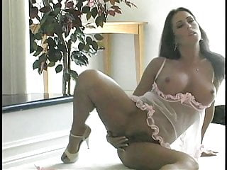 Nikki Fritz Naked Perfect Body In Sexy Lingerie