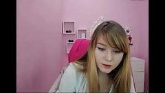 shy beautiful blonde teen 2nd