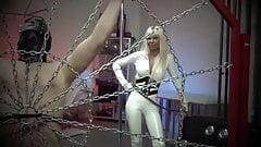 Mistress Storm an indomitable storm part 3  FemDom whip hard