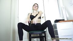 I want to play a fun little jerk off game with you JOI