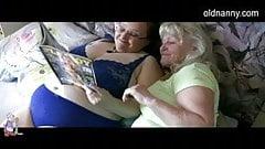 Granny read playboy