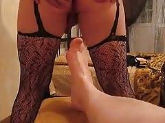 foot fisting