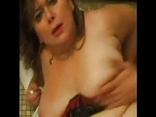 FRENCH MATURE anal bbw mom with younger man