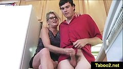 FetishNetwork Mrs Lee cougar dick HJ